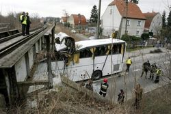 Польский экскурсионный автобус