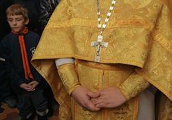 пьяный священник