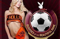 Playboy подбодрил Евро-2012