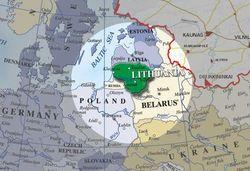 Потери населения Литвы