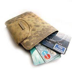 Украинцы стали меньше пользоваться банковскими картами