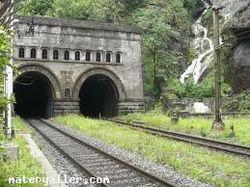 Тоннель между Швейцарией и Италией