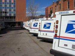 Почта США теряет популярность