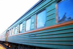 Поезд Киев-Луганск