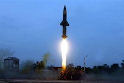 Появилось видео запуска новой индийской ракеты