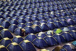 палаточный гордок