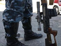 Полицейские Дагестана