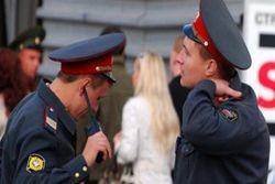 полицейские России