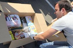 Гуманитарка для Кубани