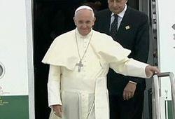 Папу Римского пытались взорвать в храме в Бразилии