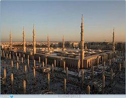 Крупнейшая мечеть Медины