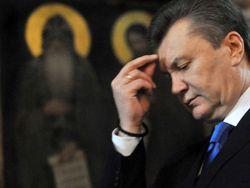 Янукович улетел на ассамблею ООН