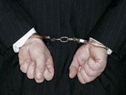 Правоохранители задержали чиновника