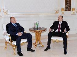 Азербайджан и Болгария
