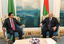 Лукашенко пригласили в Туркменистан