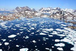 Проблема таяния арктических льдов