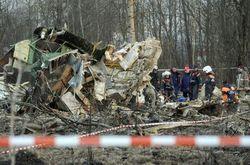 Катастрофа с Качиньским