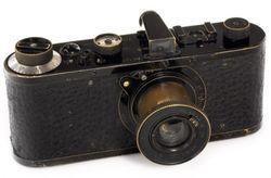 Прототип фотоаппарата Leica