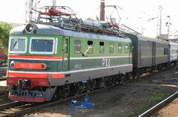 минский поезд