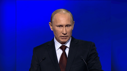 Путин посоветовал бояться фанатов РФ