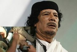 «Достойные похороны» Каддафи – холодильник в торговом центре?