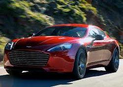 Хэтчбек Rapide S от Aston Martin уже можно приобрести в России