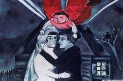Репродукции Шагала