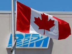 Lenovo присматривается к канадскому Research In Motion