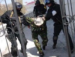Задержан бывший спецназовец ГРУ