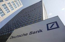 Результаты Deutsche Bank