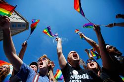 Рижская дума выступит против геев
