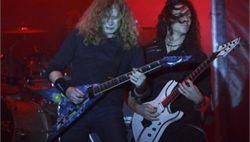 Рок-группа Megadeth