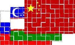 Россия-Узбекистан-Китай