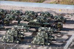 Россия продолжит вывоз военной техники из Приднестровья