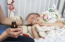Российские дети заразились стоматитом
