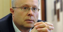 Российский банкир Лебедев