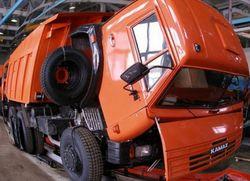 Российский рынок грузовых авто