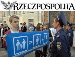 Тема гомосексуализма в РФ и в Украине