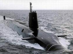 подлодки с ядерным вооружением