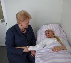 Стоимость медобслуживания Тимошенко
