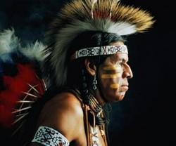 Земли индейцам