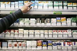 Повышение акцизов на сигареты