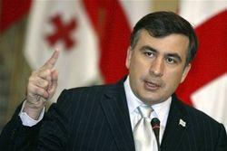 Саакашвили призвал Путина