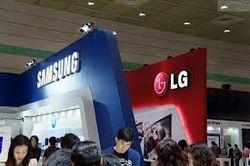 правительство КНР обвинило Samsung и LG Display