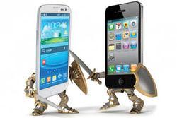Samsung обогнал Apple в сегменте мобильных устройств