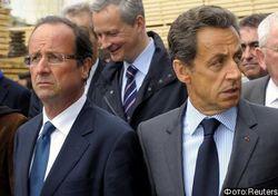 Саркози провел последнюю встречу с правительством