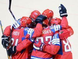 Сборная команды России