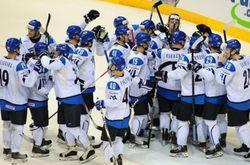 Сборные команды Швеции и Финляндии
