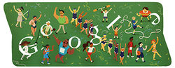 Google завершает олимпийскую серию дудлов