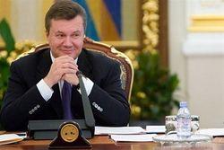 Януковичу исполнилось 62 года